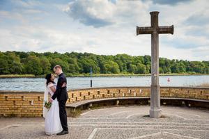 Hochzeitsfotograf Potsdam Trauung Heillandskirche Sacrow