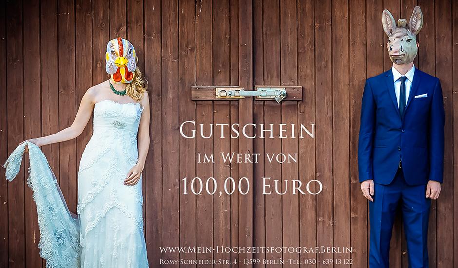 Fotograf Hochzeit Berlin Gutschein Als Geschenkidee Fuer Gaeste